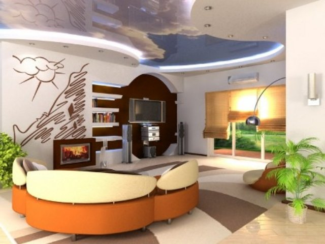 Проектирование и дизайн коттеджей