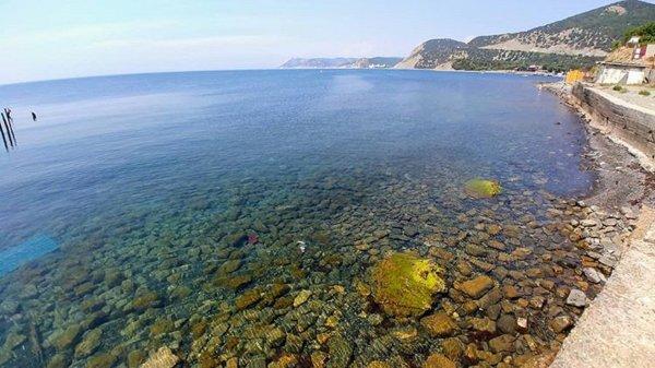 Роспотребнадзор не разрешает купаться на пляжах Анапы и Геленджика