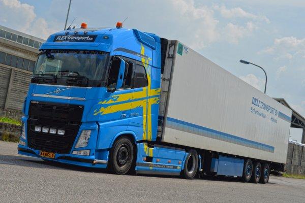 Составлен топ-10 популярных грузовых иномарок в России