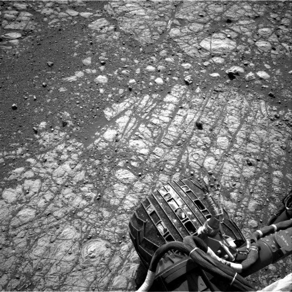 Геометрия помогла ученым узнать о дождях на Марсе