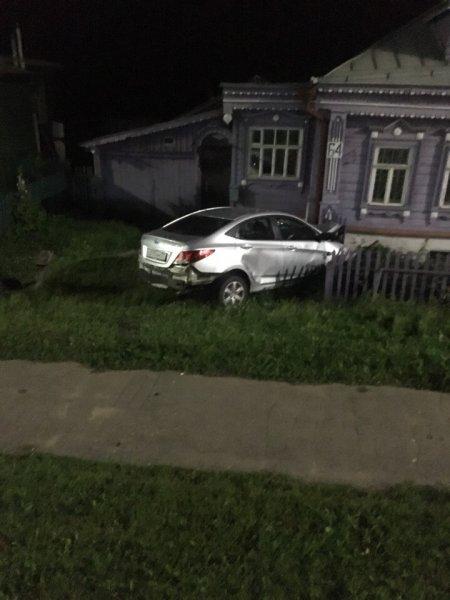 3 самые ужасные аварии за прошлую неделю, произошедшие во Владимире
