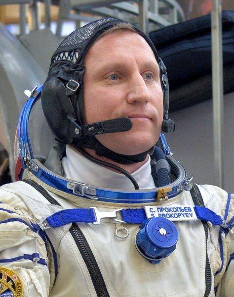 Космонавт из Екатеринбурга отметил юбилей на МКС
