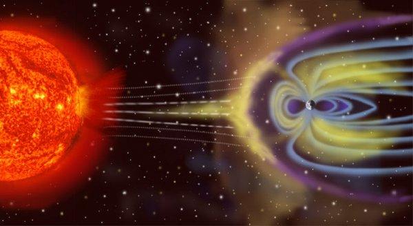 В августе земляне переживут магнитную бурю первого уровня