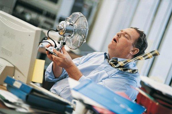 Роспотребнадзор советует не работать в жару на открытом воздухе