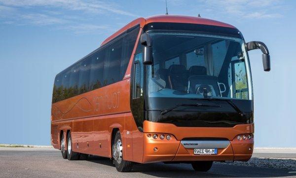 Украинские депутаты предлагают прекратить автобусное сообщение с Россией