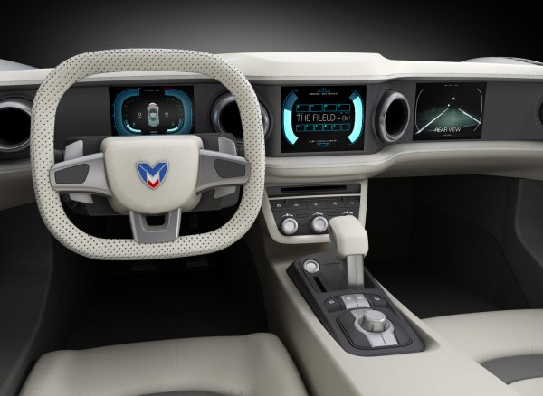 Первый спорткар Marussia B1 выставили на продажу за 10 млн рублей