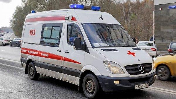 В Воронежской области двое детей пострадали в ДТП с трактором