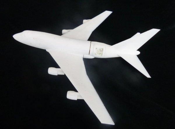 NASA выпускает модель телескопа SOFIA для 3D-принтеров