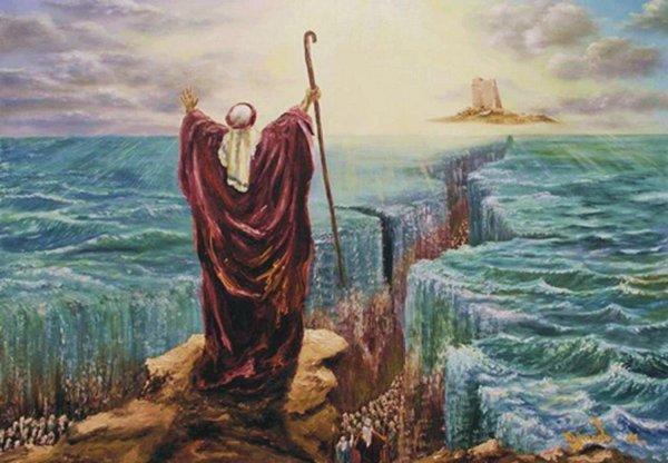 Последняя загадка Моисея: Ученые «выдумывают» Библию заново