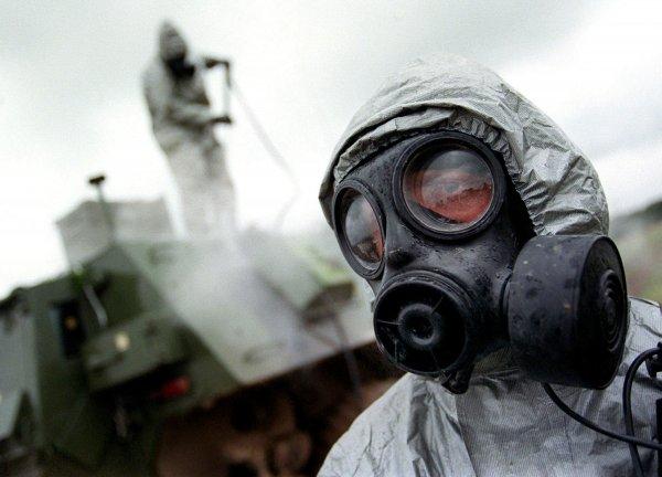 Ученые смогут превращать химическое оружие в противоядие