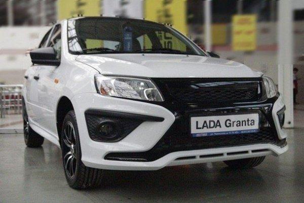 Обновленная LADA Granta FL шокировала низкими ценами