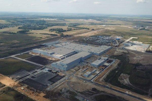 Завод Haval в ОЭЗ «Узловая» соберет первое авто в феврале