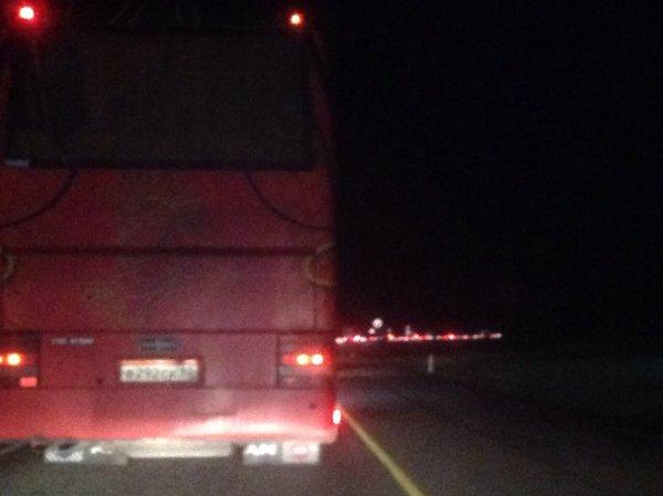 «Беспредельщики на автобусах» виноваты в жутком ДТП на М4 «Дон» – соцсети