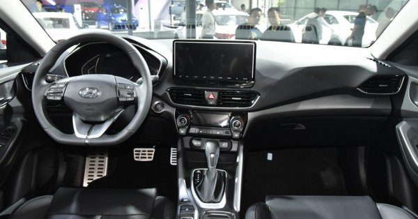 Молодёжный седан Hyundai Lafesta отправился на конвейер