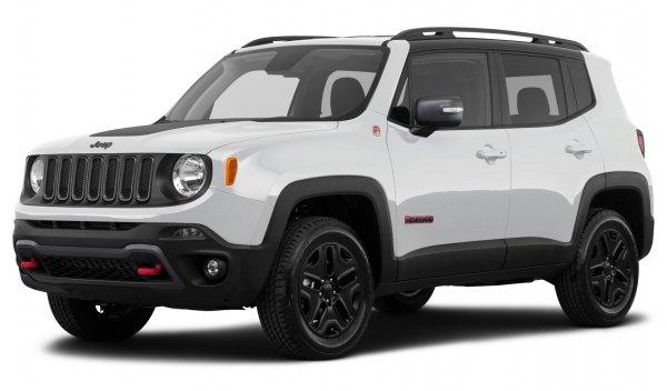 Гибридный Jeep Renegade приедет в Европу в 2020 году