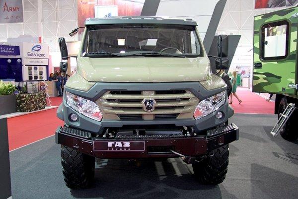 В Москве продают уникальный пикап ГАЗ «Вепрь Next» за 2,89 млн рублей