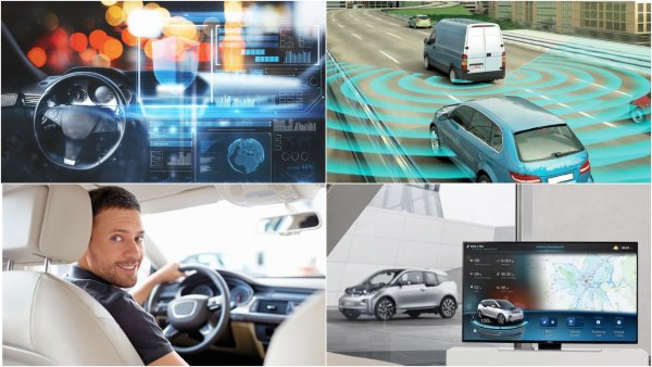Автомобили начнут передавать данные о здоровье водителя