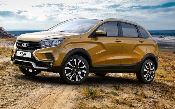 «Duster будет повержен»: Полноприводный LADA XRay Cross «пугает» Renault – соцсети