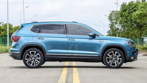 Новый бюджетный кроссовер Volkswagen Tharu выйдет на рынок 31 октября