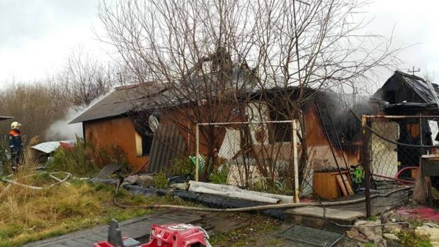 На Ямале после пожара нашли два обгоревших тела