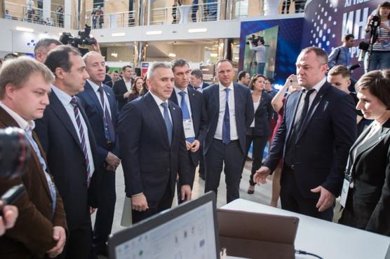 Сбербанк представил инновационные сервисы на форуме ИНФОТЕХ-2018