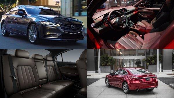 Объявлены цены на новое поколение Mazda6