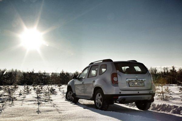 «Купи дороже и радуйся»: О неготовности Renault Duster к русской зиме рассказал блогер