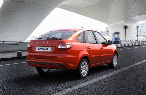 «Гранта – не спорт»: Представители «АвтоВАЗ» признались, что новый LADA Granta «притворяется спорткаром»