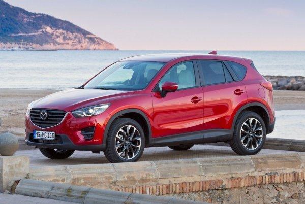 Обзор «пятака» до костей: Плюсы и минусы Mazda CX-5 назвал эксперт