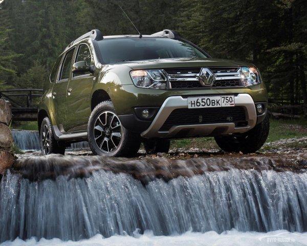 К русской зиме готов: Владелец Renault Duster поделился действенным способом утепления авто