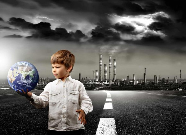 Ученые: Детская умственная отсталость зависит от загрязнения воздуха