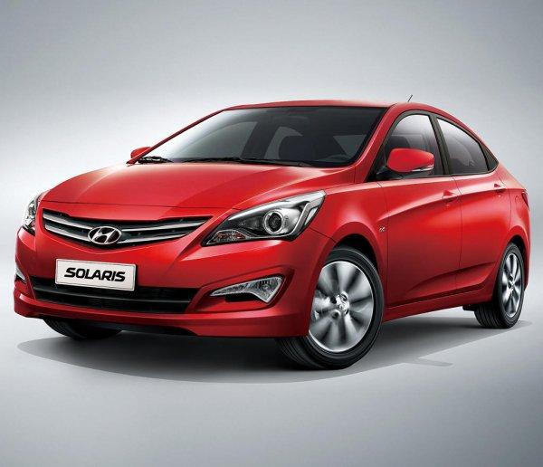 На зимней резине по М4 «Дон»: Hyundai Solaris прошёл проверку российской трассой