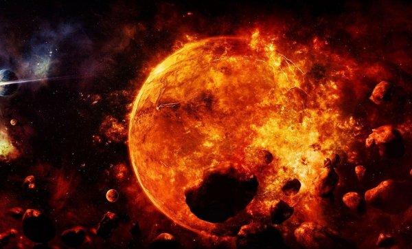 Ученые: Солнце засыплет Землю наноалмазами перед своим исчезновением