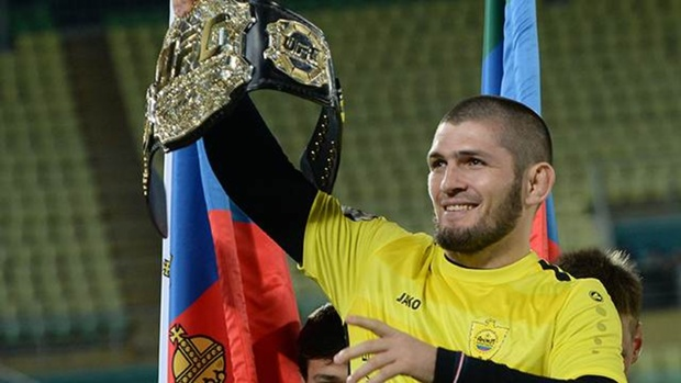 Названы три потенциальных соперника Хабиба Нурмагомедова