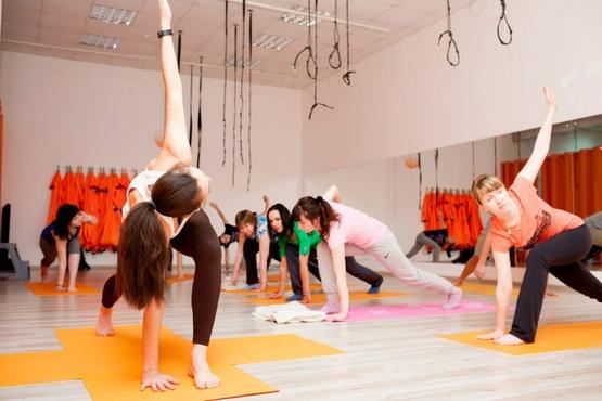 Жители Викулово изучают азы йоги