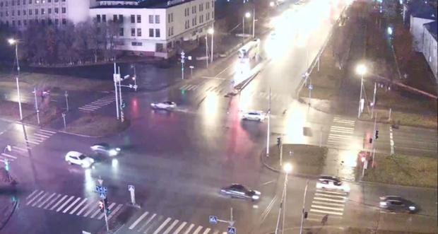 Погода в Тюмени 5 ноября: дождь, снег и магнитная буря
