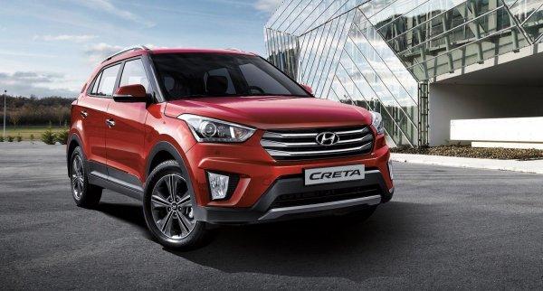 Как завести Hyundai Creta при разряженной батарейке в ключе рассказали в сети
