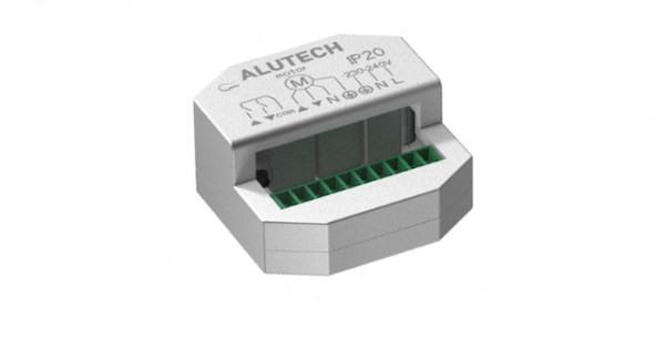 ГК АЛЮТЕХ разработала единый блок управления для освещения и роллет