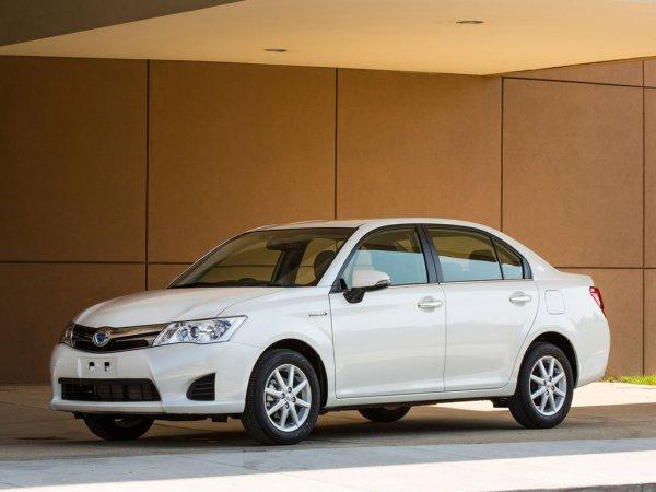 Стоит ли брать настоящую японскую Toyota Corolla Axio E160 проверил эксперт