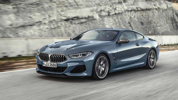 Тюнинг-ателье Manhart представило переработанное купе BMW 8-Series