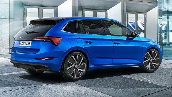 «Смотрится круче, чем BMW 1 Series»: Россияне с нетерпением ждут выхода новой Skoda Scala
