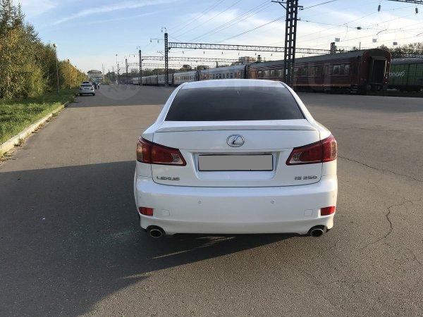 Лучшее авто за 600 тысяч: «Очаровашка» Lexus IS250 покорил эксперта