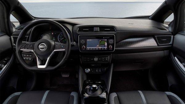 «Дальнобойный» Nissan Leaf покажут в январе на шоу CES