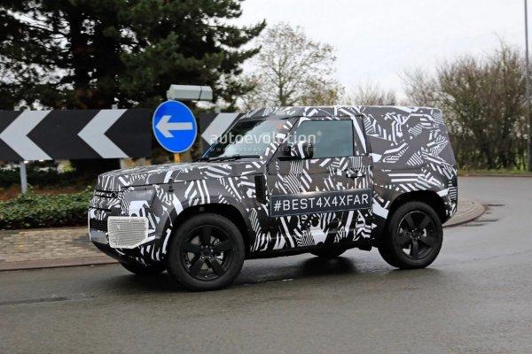Volkswagen готовит конкурента Jeep Wrangler и Land Rover Defender