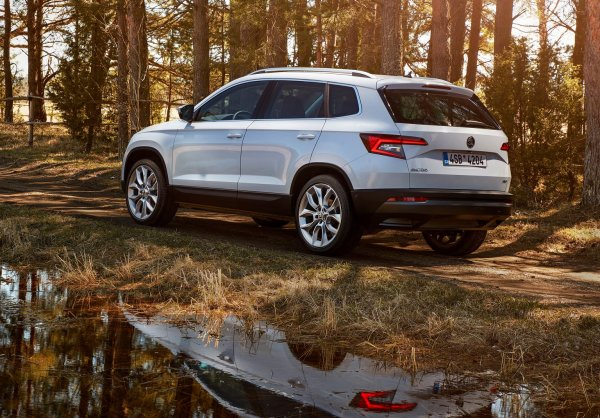 «Немец» против «чеха»: Skoda Kodiaq и Volkswagen Tiguan российской сборки сравнили эксперты