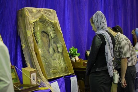 В Тюмени закончилась выставка «Духовные традиции и богатство России»