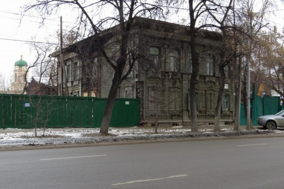 В Тюмени продают памятник архитектуры за один рубль