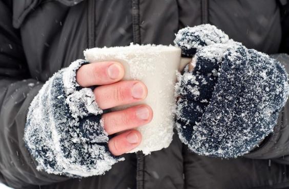 Пострадали от морозов. Четыре тюменца были доставлены в больницу с обморожением