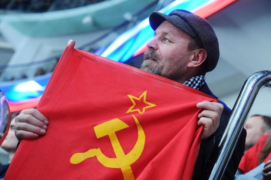 Две трети россиян ностальгируют по временам СССР