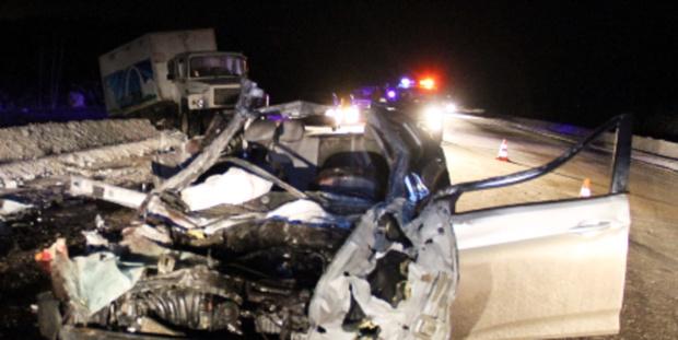 Три человека погибли в страшном ДТП на югорской трассе: виновник арестован